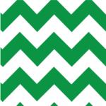 Green Chevron